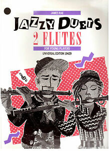 JAZZY-DUETS-For-2-FLUTES-For-Young-Players-New-Flute-Book