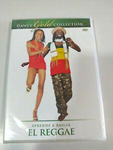Impara-a-Ballo-il-Reggae-Dance-Gold-Collection-DVD-Spagnolo-Regione-All-Nuovo