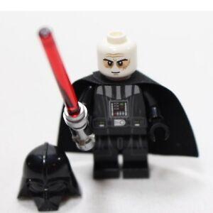 Lego Star wars   Darth vader head 75093 set  final duel x 10 for minifigure