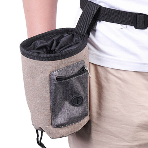 Rock Climbing Chalk Bag Magnesium Pouch Outdoor Sport Non-slip Waist Bag Pet New