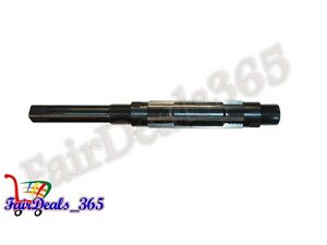 """RDGTOOLS EXPANDING// ADJUSTABLE REAMERS 1//4/"""" 1-11//32/"""" MANY SIZES TO CHOOSE FROM"""