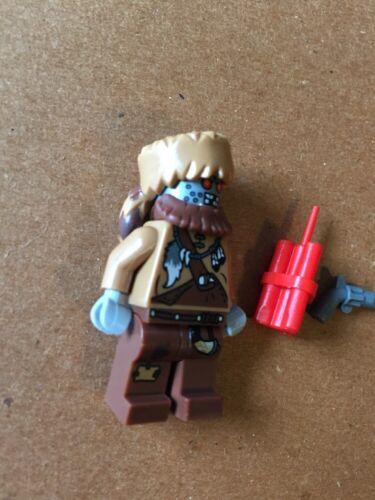 Lego Movie Mini Figure Robot Bomber