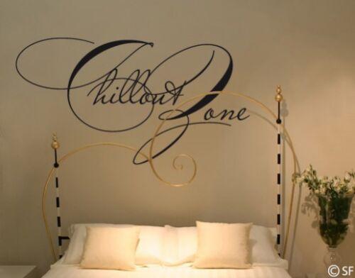 Murales chillout zona proverbios dormitorio salón Pegatina de pared uss523