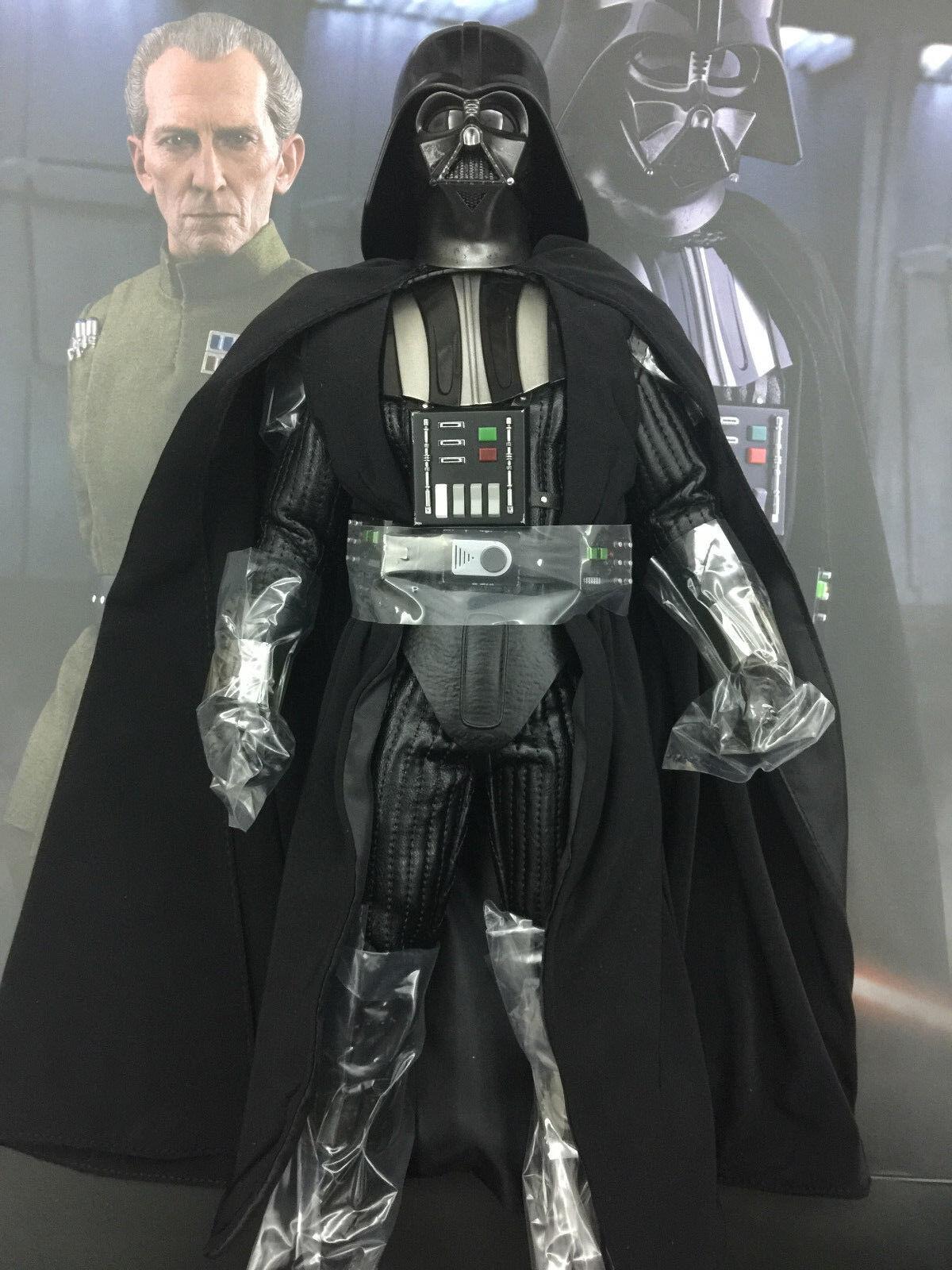 Hot toys Darth Vader & Moff Tarkin MMS434 A New Hope - 1 6th Darth Vader only