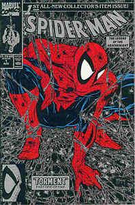 Spiderman-1-Todd-McFarlane-silver-edition-USA-1990