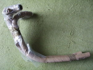 Image is loading Triumph-T140-Push-In-Balanced-Exhaust-Pipes-NEW & Triumph T140 Push In Balanced Exhaust Pipes NEW | eBay