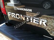 New Oem 2005 2016 Nissan Frontier Rear Hatch Gate Emblem Frontier Fits 2011 Nissan Frontier