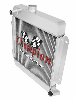 3 Row Performance Champion Radiator for 1969-1974 BMW 2002tii L4 Engine