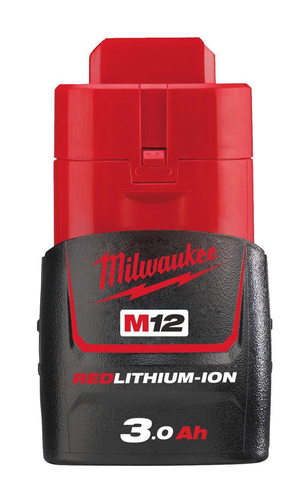 Milwaukee NEU AKKU Milwaukee Akku M12 B3 12V 3.0 Ah NEU Garantie NEUHEIT
