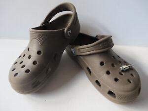 cheaper 07d58 408b1 Details zu org. CROCS ° tolle Clogs Gr. 34 35 Jungen Schuhe Pantoffel  Hausschuhe Sandalen