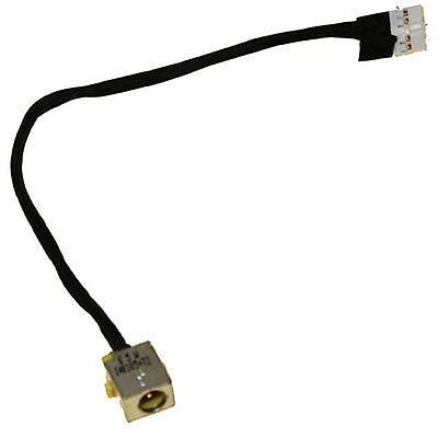 Original DC POWER JACK in cable for ACER ASPIRE V5-471-6803 V5-471-6876