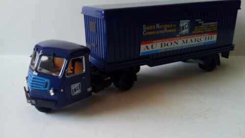 1//43 CAMION TRUCK TRAILER F.A.R TYPE CM 75 TRANS CONTENEDOR