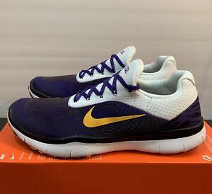 fd7282f1e Nike LSU Tigers Free Trainer V7 Week Zero Shoes Men s Size 12.5 ...