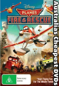 Planes-Fire-amp-Rescue-DVD-NEW-FREE-POSTAGE-WITHIN-AUSTRALIA-REGION-4
