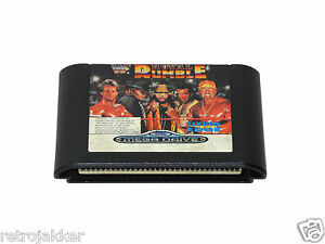 WWF ROYAL RUMBLE Sega Mega Drive videogame cartridge