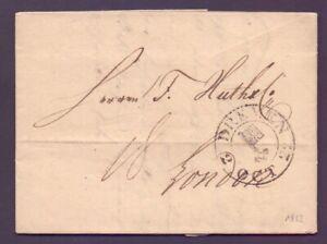 Vorphilabrief-Bremen-1822-mit-grossem-Schluesselstempel-nach-London-763