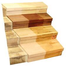 Treppenrenovierung, Treppensanierung mit Massivholz, robuste Renovierungsstufen