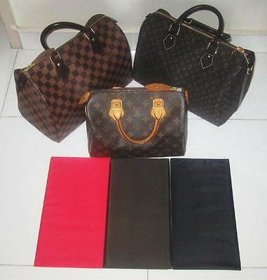 Nylon Base Shaper Liner Board that fit Louis Vuitton Speedy 30 Bag