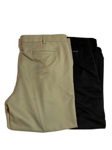 Lot 2 Pair Izod Golf Men's Pants 44X30 Dress Pants