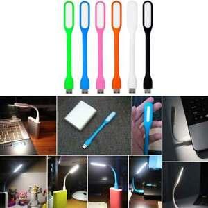Mini-luce-LED-USB-notebook-PC-laptop-portatile-viaggio-lettura-lampada-computer