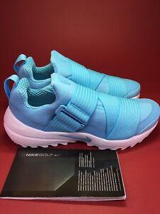 Nike Air Zoom Gimme, Neuf, Original Chaussures De Golf, Womans Us8, Uk5.5, Eur39-afficher Le Titre D'origine