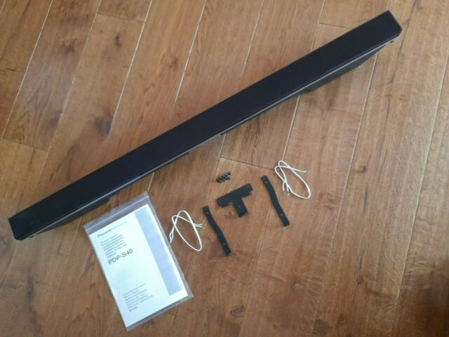 """Pioneer PDP-S40 Undermount Speaker 50"""" for PDP-507XD fits other 50"""" models also"""