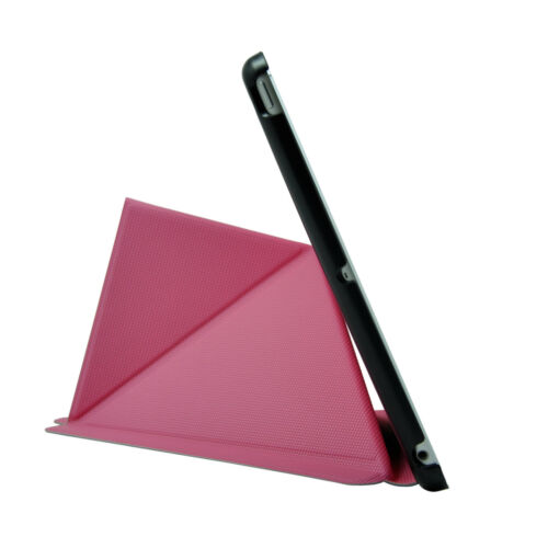 Cirago Pink iPad Air Slim-Fit Origami Case with Stand iPad Air Case