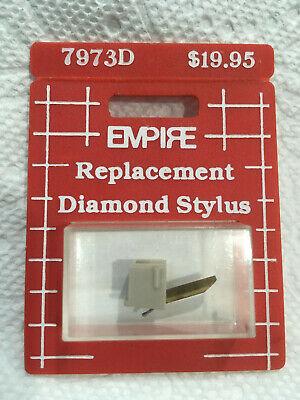 TURNTABLE NEEDLE FOR Kenwood TRIO N-25 N34 36 Cartridge T25 30 NEEDLE 633-D7