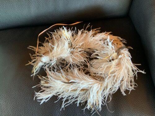 Feather Boa, custom couture piece