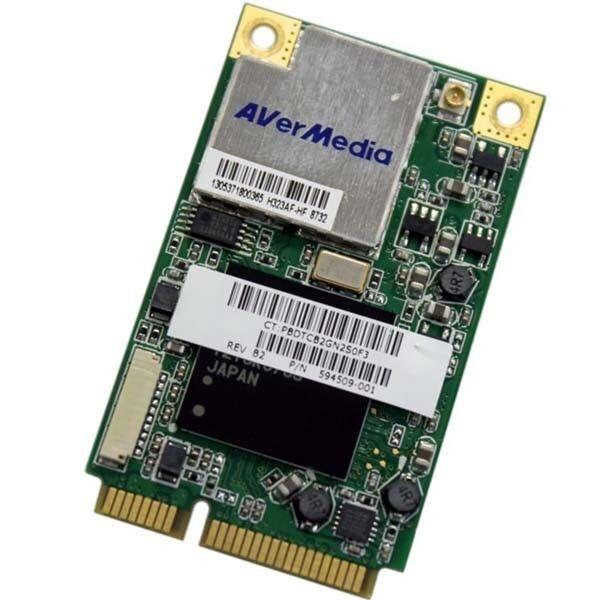 Avermedia A323 Hybird Analog ATSC Digital DVB-T HDTV TV FM Card Mini PCI-E HP