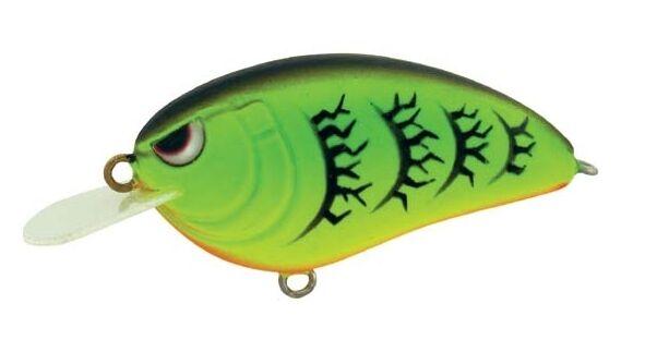 Spro Little John 50 1//2 Oz Dives 3-5 Ft Old Fire Tiger #02
