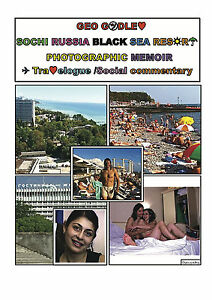 WORLD-RECORD-VLOGGER-GEO-GODLEY-SOCHI-RUSSIA-PHOTO-DIARY-COMIC-BOOK-TRAVELOGUE