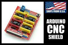 Arduino CNC Shield v3 Motor Controller, for Laser Engraver/CNC Router/3D Printer
