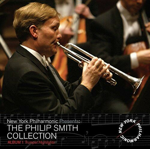 Mahler / New York Ph - Philip Smith Collection - Trumpet Highlights 1 [New CD]