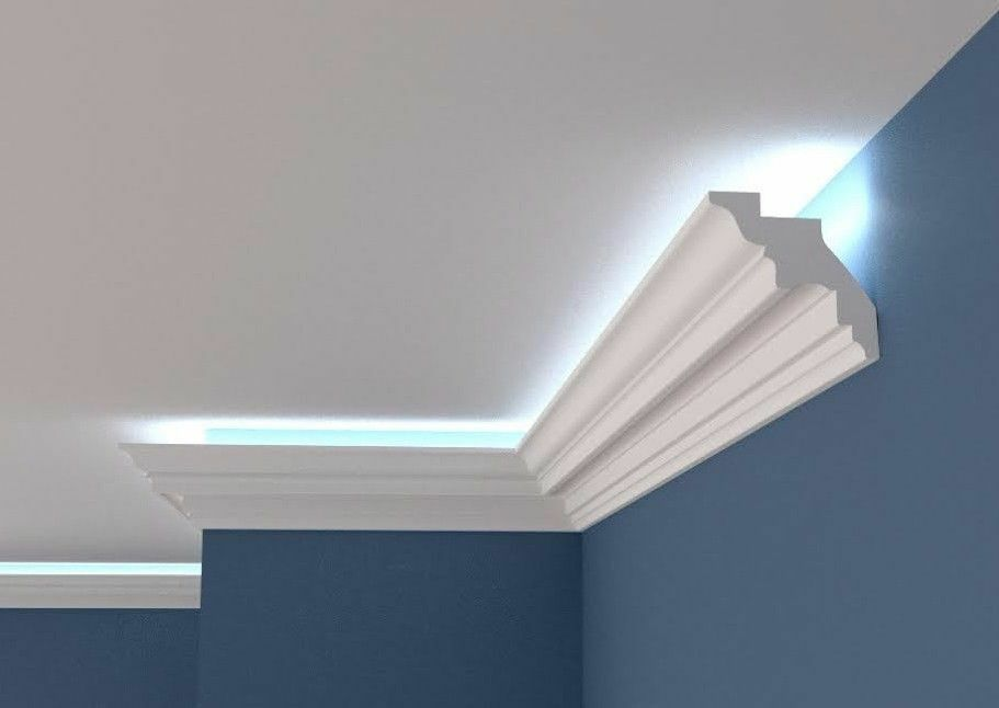XPS BFS8 COVING LED Lighting Uplight cornice BEST PRICE Lightweight QUALITY