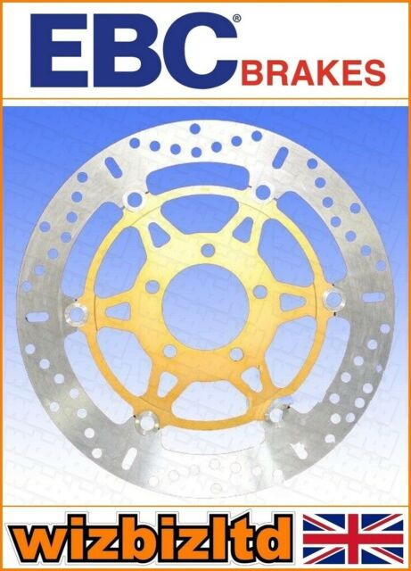 EBC Front Right X Brake Disc Suzuki SV 1000 S 2003-2007 MD3088X