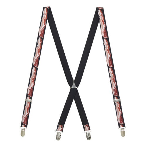 Details about  /Bacon Suspenders