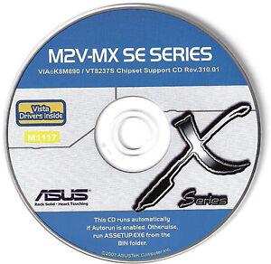 Download Driver: Asus M2V-MX PC ProbeII
