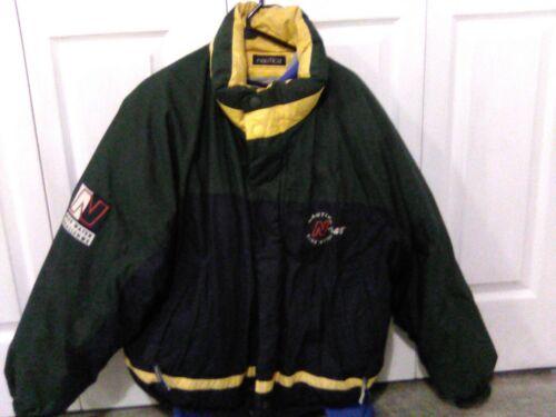 Nautica Reversible Puffer Down Jacket
