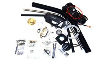Eberspaecher-Airtronic-D2-12V-Komplettpaket-mit-Basiseinbausatz-und-Bedienelement