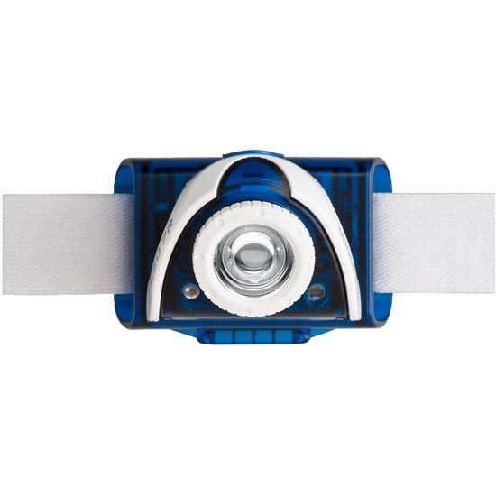 120m beam 220 lumens LED Lenser SEO 7R rechargeable headtorch