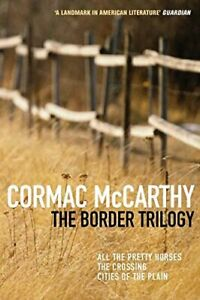 The-Border-Trilogy-by-McCarthy-Cormac-Paperback-Book-The-Fast-Free-Shipping