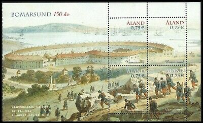 Persevering Aland Islands 225 pa90101 Destruction Of Bomarsund Fortress Anniversary