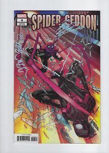 Spider-Geddon-4-Marvel-Comic-2018-Garron-1-25-Variant-Cover-Superior-Spider-Man
