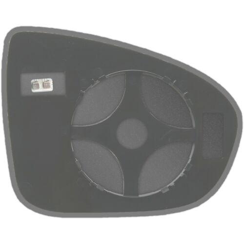 Links Fahrerseite Spiegelglas Beheizbar für Opel Zafira C 2011-2019 0402LSHP