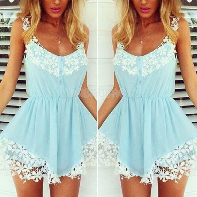 Women Ladies Clubwear Backless Playsuit Bodycon Party Jumpsuit Romper Trousers
