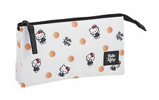 Miraculous Ladybug SPARKLE Flat Pencil Case Girls Red Stationery School OFFICIAL