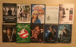 LOTTO-10-FILM-DVD-Aeon-Flux-Ghostbusters-Hobbit-Bling-Ring-Rabbit-Hole
