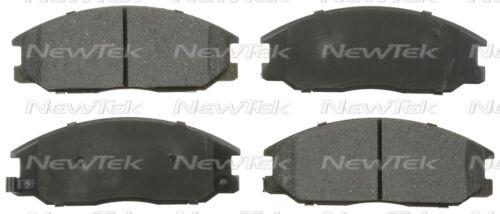 PCD864 FRONT Premium Ceramic Brake Pads Fits 2002-2003 Hyundai XG350
