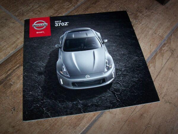 Adaptable Catalogue / Brochure Nissan 370z (incl: Nismo) 2013 Usa //